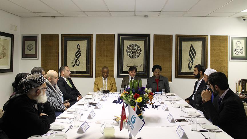 Türkiye Bursları, Güney Afrika'da tanıtıldı