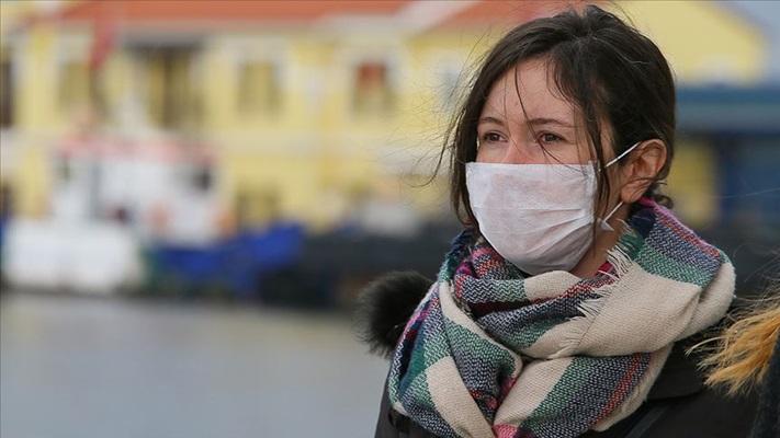 """""""Maskeler kışın sık görülen solunum yolu enfeksiyonlarından da koruyacak"""""""