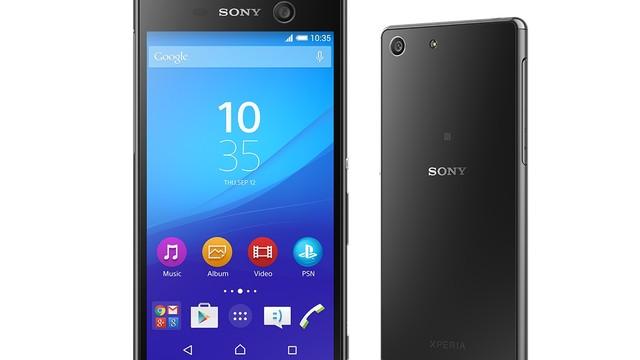 Selfie tutkunlarına özel geliştirildi: Sony Xperia M5
