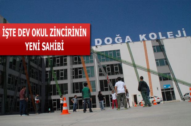 Doğa Okulları'nın yeni sahibi Ömer Saçaklıoğlu