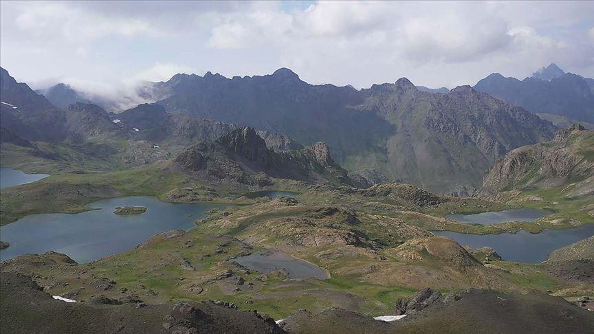 Kaçkar Dağları'ndaki saklı cennet: Yedigöller