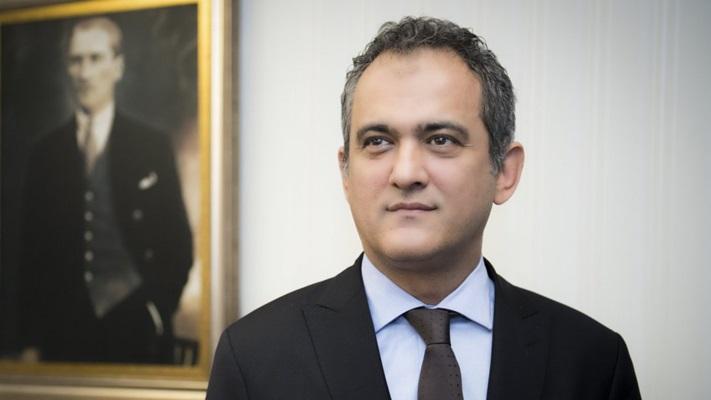 Millî Eğitim Bakanı Mahmut ÖZER bugün Antalya'da