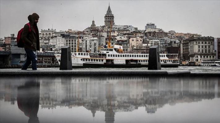 Marmara Bölgesi'nde sıcaklıklar mevsim normalleri üzerine çıkacak