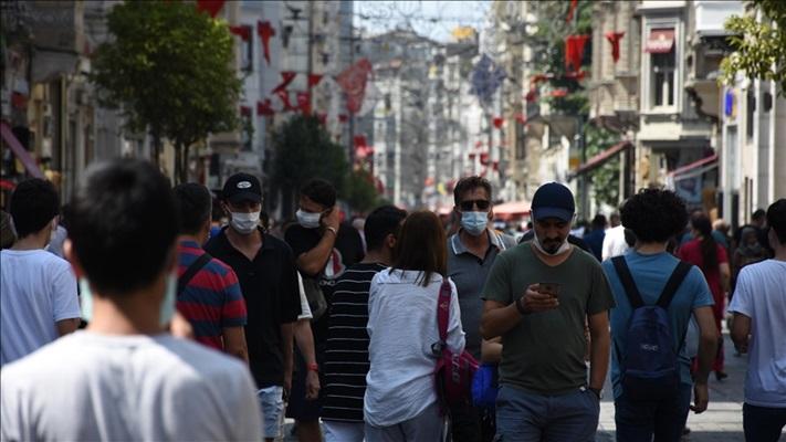 Maske kullanımının gevşemesi, ağustos ayında grip vakalarını tetikledi
