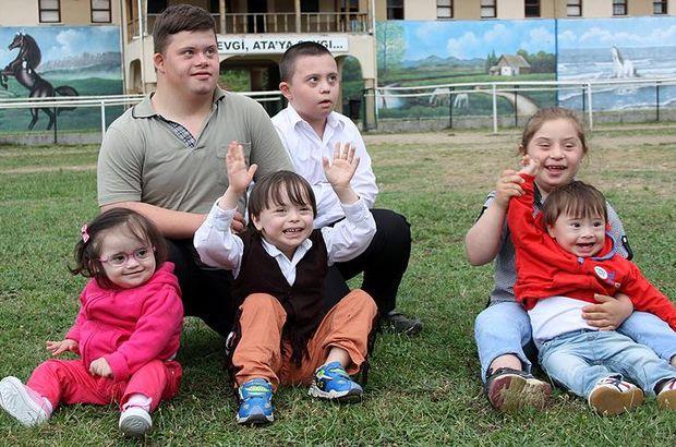 Down sendromlu çocuklar uygun eğitim programlarıyla önemli başarılara imza atabilir
