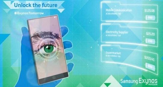 Galaxy Note 4 Çok Özel Bir Sensörle Geliyor