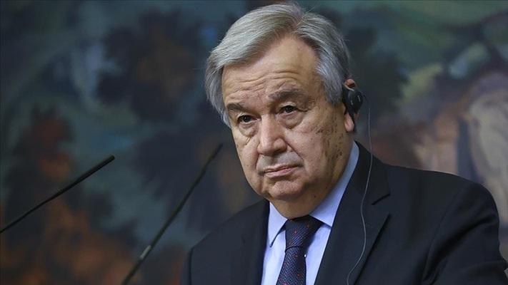 BM Genel Sekreteri Guterres: Korkarım bu salgın bitmekten çok uzakta