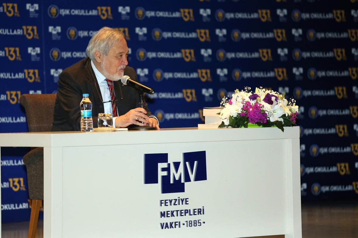 """Prof. Dr. İlber Ortaylı: """"Toplumun tarih bilgisi yetersiz"""""""