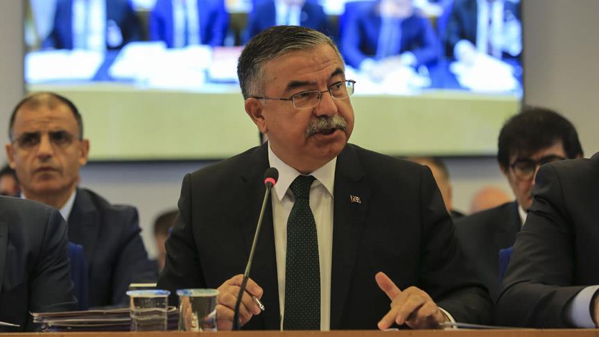 Milli Eğitim Bakanı Yılmaz: Yatırım ödeneği yoğun göç alan şehirlerde kullanılacak