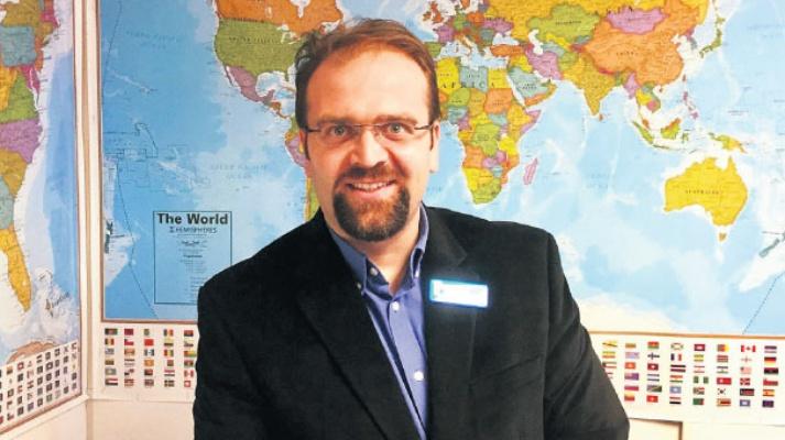 ABD'li okul liderlerini yetiştirmek için Türk hoca!