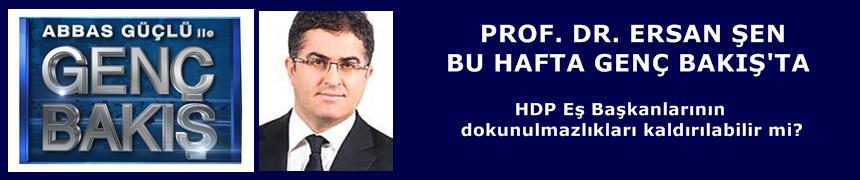 HDP Eş Başkanlarının dokunulmazlıkları kaldırılabilir mi?