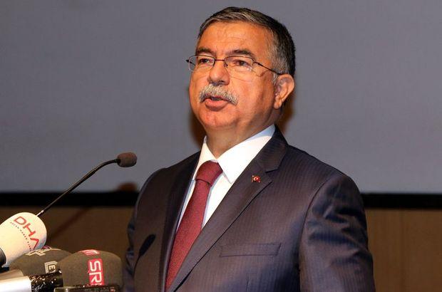 Millî Eğitim Bakanı Yılmaz bugün Yozgat'ta