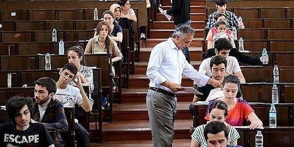 Sınav görevlilerinin ücretlerine yönelik değişiklik!