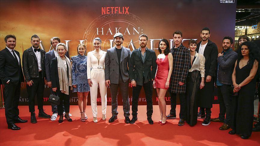 'Hakan:Muhafız' İstanbul Film Festivali'nde