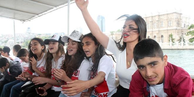 Öğrencilerin hayalini Pınar öğretmen gerçekleştirdi