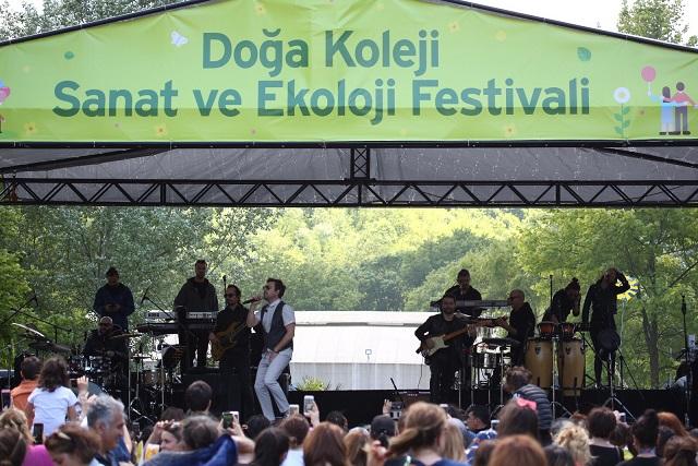Doğa'da Sanat ve Ekoloji Festivali Coşkusu