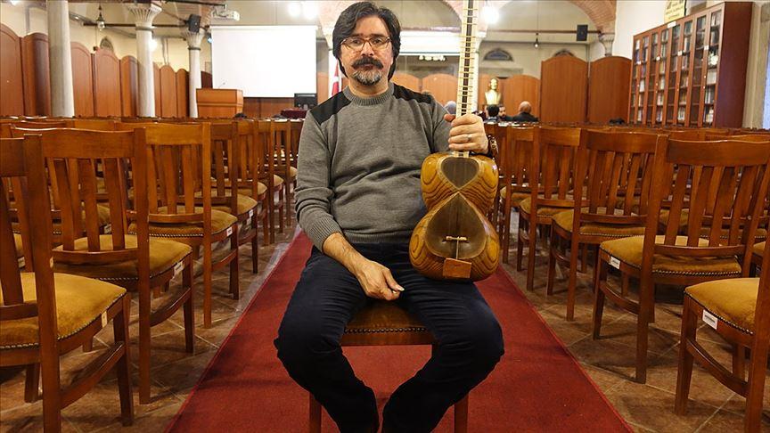 'Türkler müziği çok seviyor ve müzikle yaşıyor'