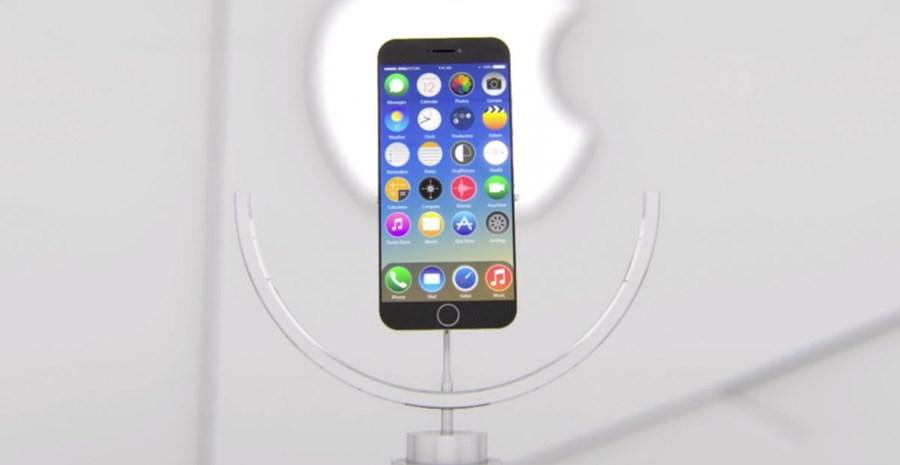 iPhone 7'nin Görüntüsü Böyle mi Olacak ?