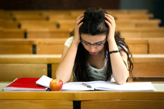 Sınav kaygısı ruh sağlığını olumsuz etkiliyor