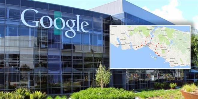 Google tüm kişisel verilerinizi depoluyor
