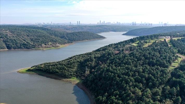 İstanbul'un barajlarındaki su seviyesi yüzde 41'e yükseldi