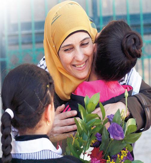 Küresel öğretmen ödülünü Hanan el-Hroub kazandı!