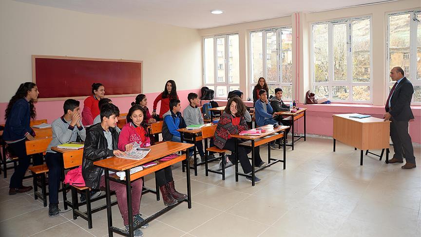 Bitlis'e 152 milyon liralık eğitim yatırımı