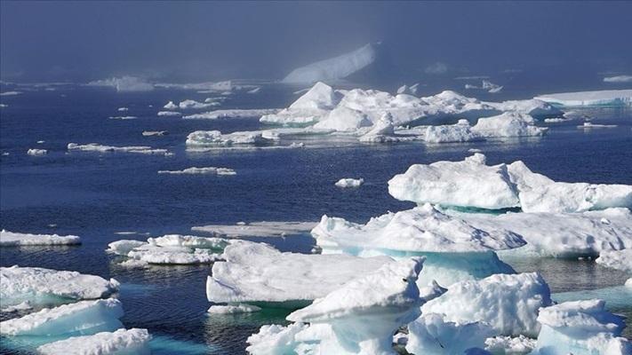 Grönland'daki buz tabakasında '2019'da rekor erime' kaydedildi