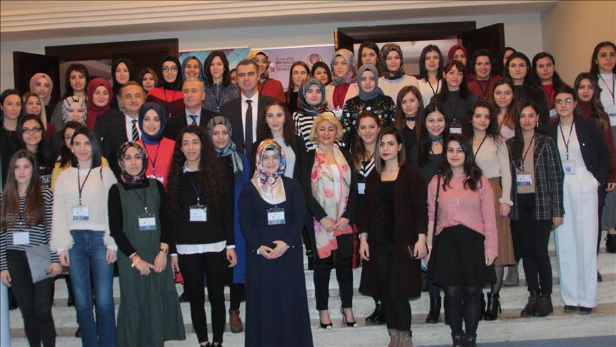 'Yeni Öğretmenler Yeni Başlangıçlar' çalıştayı başladı