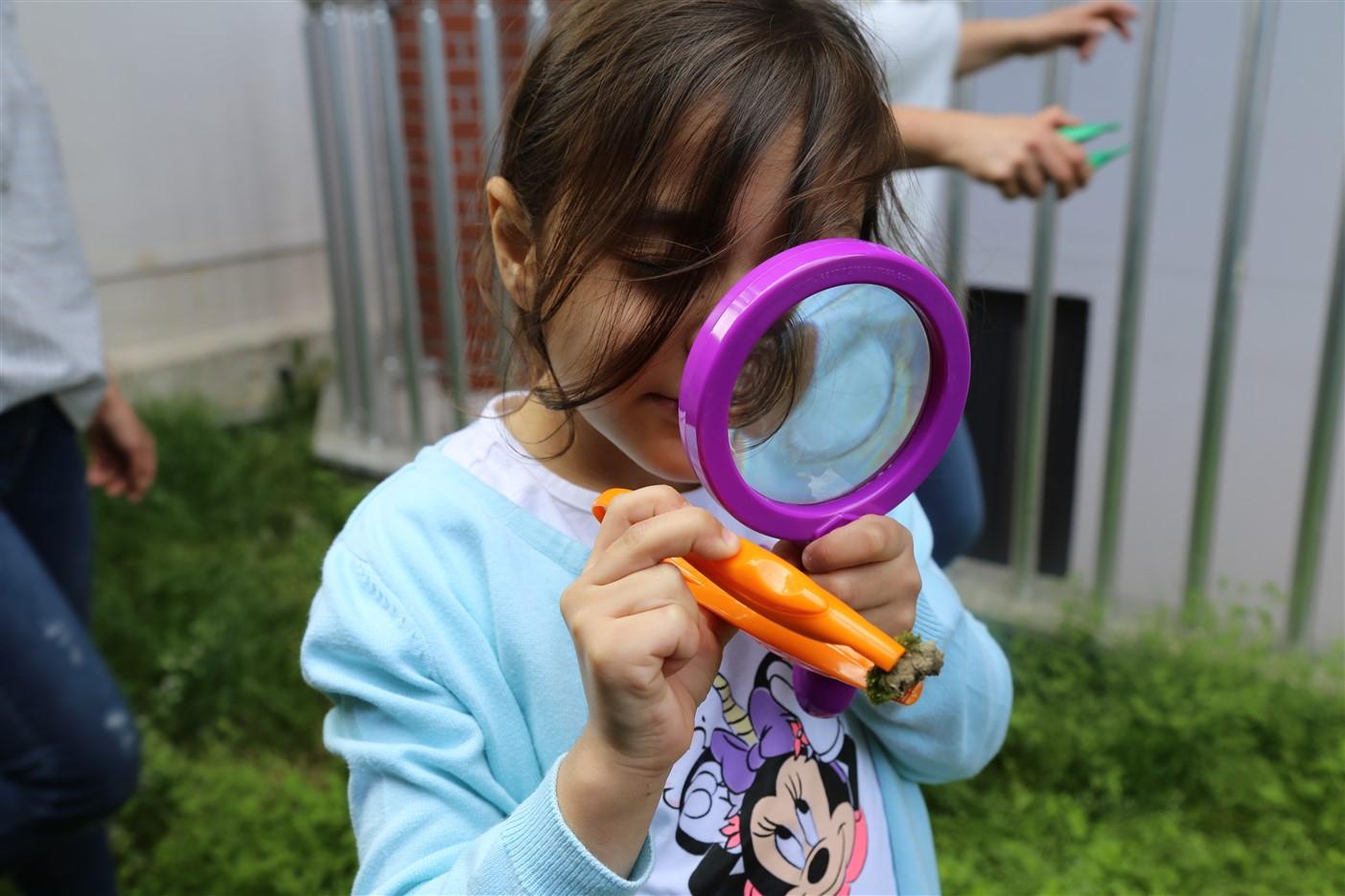 ide okulları, 'Okul Dışarıda Günü' ile Dersleri Açık Havaya Taşıdı.