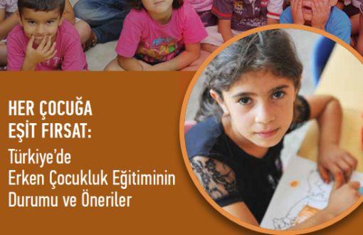 Erken Çocukluk Eğitiminde Türkiye Nerede?