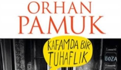 Orhan Pamuk'tan yeni roman