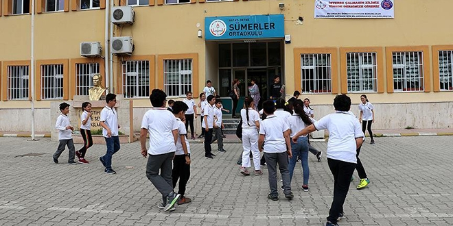 'Zilsiz okul' öğrencilere sorumluluk bilinci aşılıyor