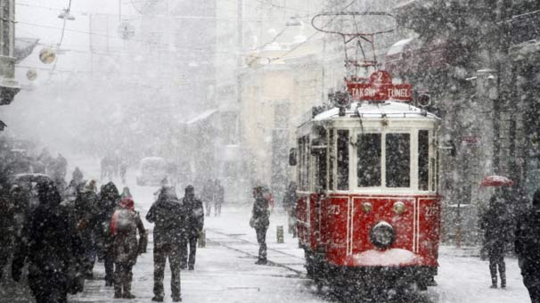 Son dakika kar uyarısı! İstanbul için beklenen kar geliyor!