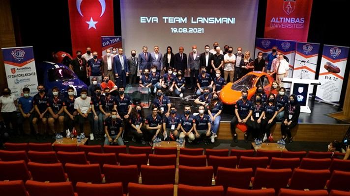 Altınbaş Üniversitesi ÖğrencilerindenElektrikli, Otonom ve İnsansız Araç