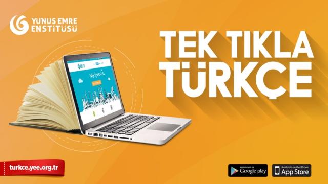 100 Bin Kişi İnternetten Türkçe Öğreniyor