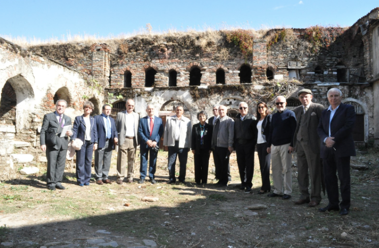 Tire'deki Tarihi Eserler İçin Güç Birliği