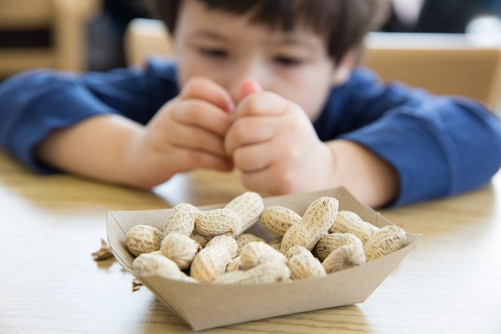 Çocukluk çağında besin alerjilerinin görülme oranı arttı