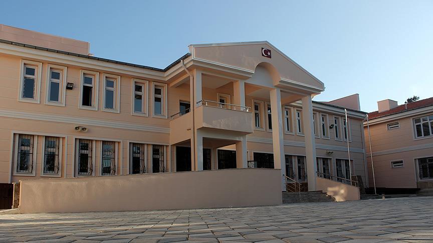 Kilis'te otizmli öğrenciler için özel okul