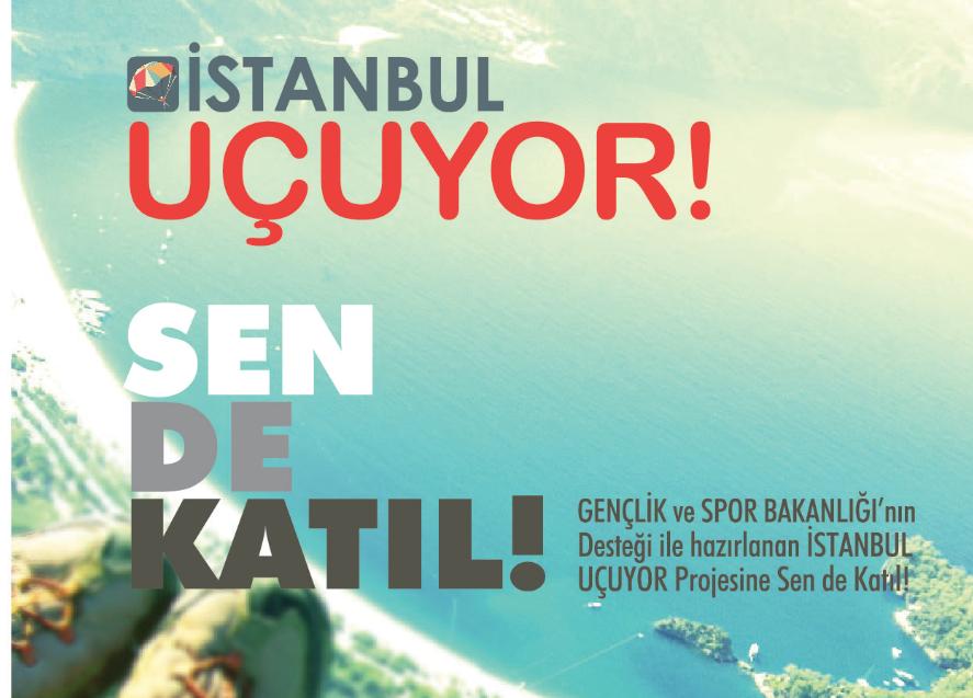 İstanbul Uçuyor!