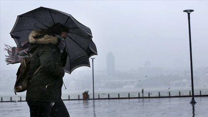 Türkiye'de geçen ay yağış yüzde 22 arttı