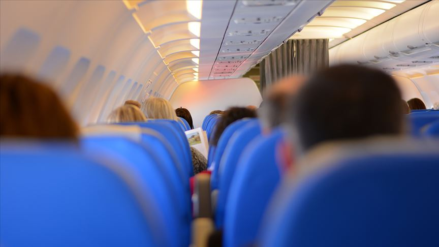 Uçak yolculuğunda en çok karşılaşılan hava olayı: Türbülans