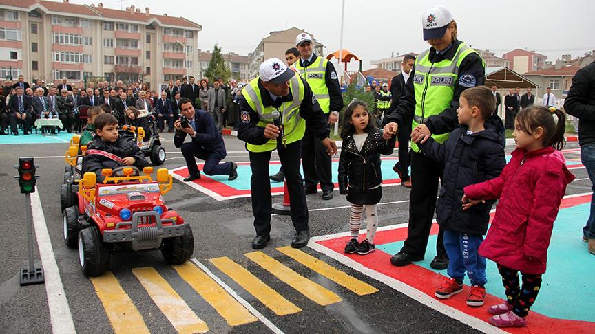 Türkiye'de 6 yılda 7 milyon kişi güvenli trafik eğitimi aldı