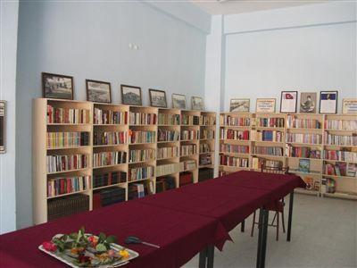 17. Atatürk Çocukları Kütüphanesi Zeytinova'da Açıldı