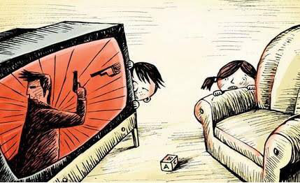 Çocukları Haber Bombardımandan Korumalıyız