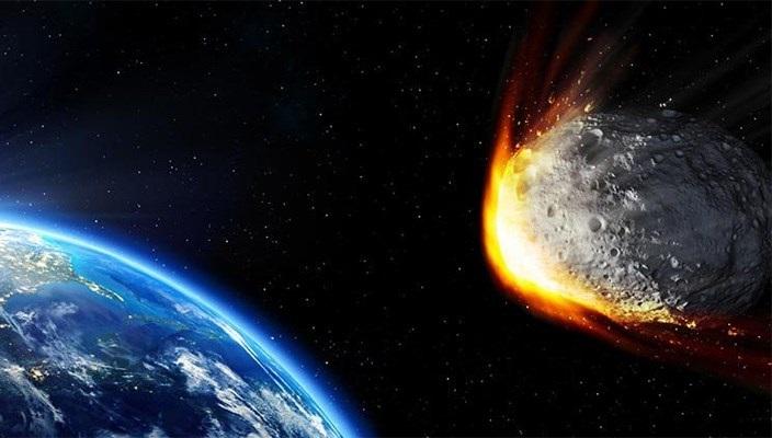 NASA: Dünya'ya doğru seyreden asteroidin çarpma olasılığı yüzde 1'in altında