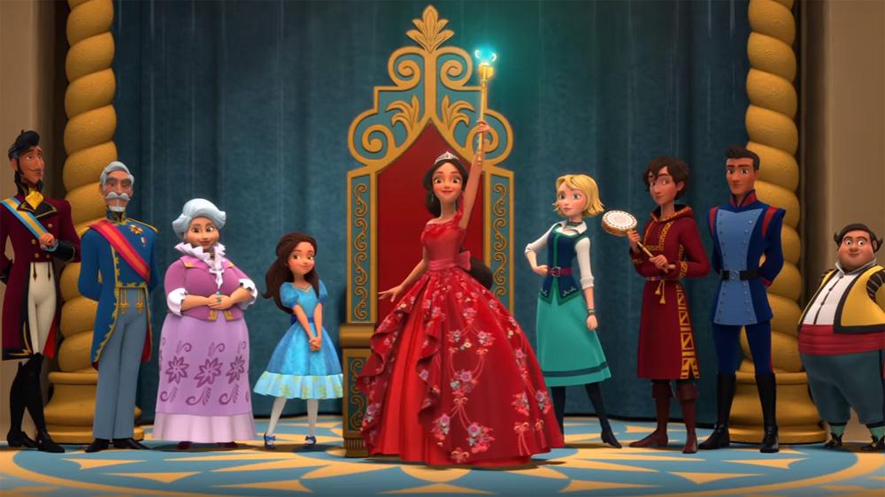 Cesur ve Maceraperest Prenses Elena