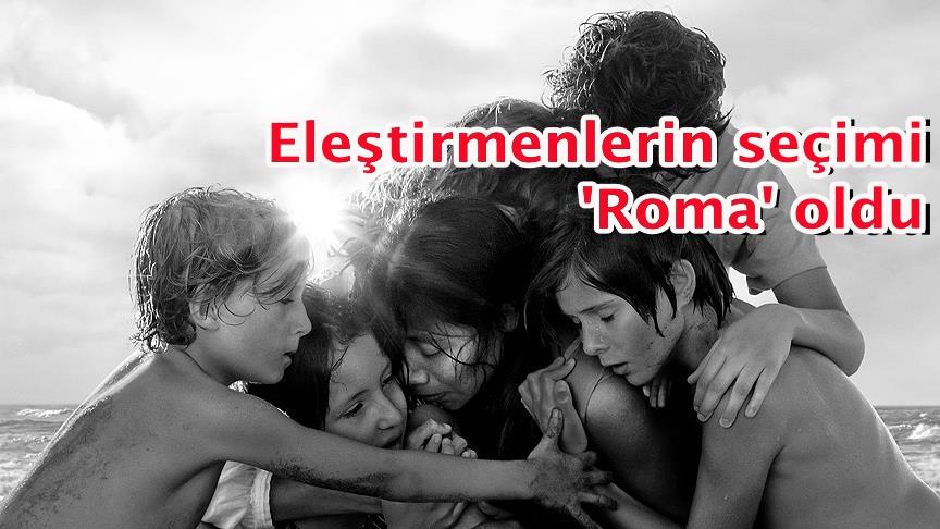 Eleştirmenlerin seçimi 'Roma' oldu