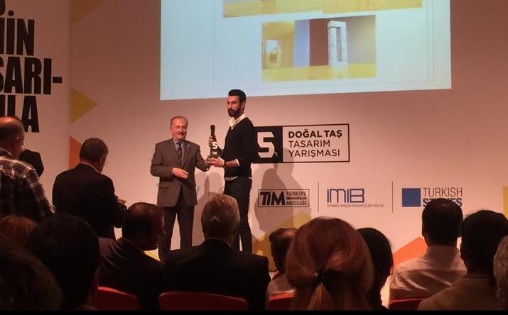 Doğaltaş Tasarım Yarışması'nda Işık Üniversitesi'ne iki ödül birden geldi