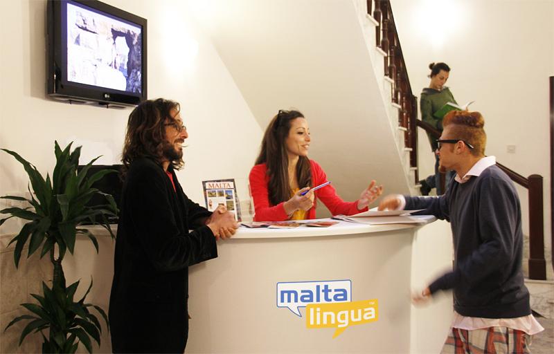 İngilizceyi Malta da öğrenin